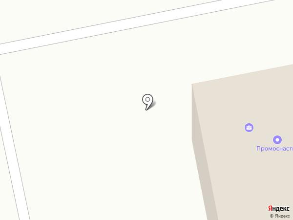 Универсалмонтажстрой-НТ на карте Нижнего Тагила