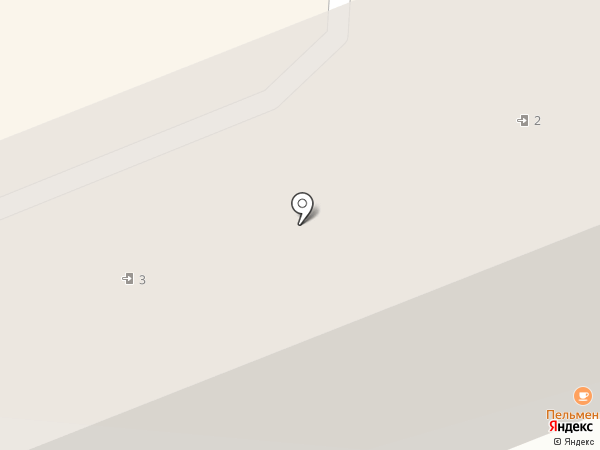 Цитадель на карте Нижнего Тагила