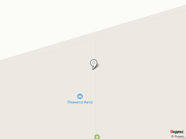Проспект на карте Нижнего Тагила