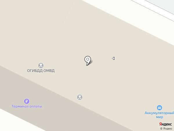 Компания по изготовлению дубликатов регистрационных автомобильных знаков на карте Первоуральска