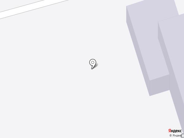 Городская станция юных техников на карте Нижнего Тагила