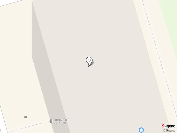 Палермо на карте Нижнего Тагила