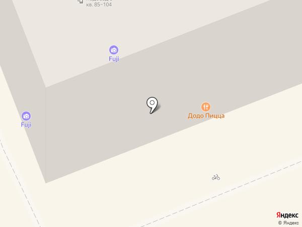 ДоДо Пицца на карте Нижнего Тагила