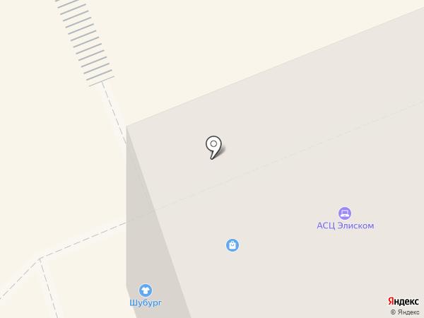 ТоргСнаб на карте Нижнего Тагила