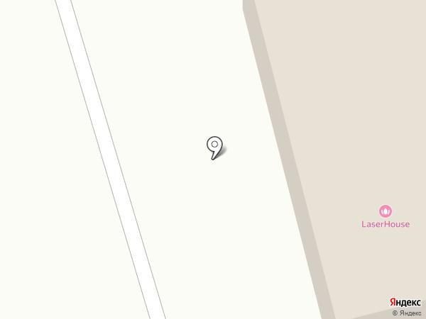Строймаркет на карте Нижнего Тагила