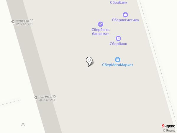 Элиском на карте Нижнего Тагила