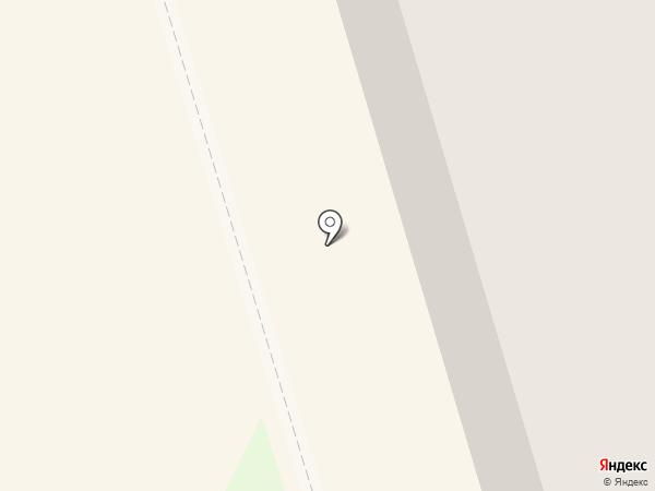 Бумпринт на карте Нижнего Тагила