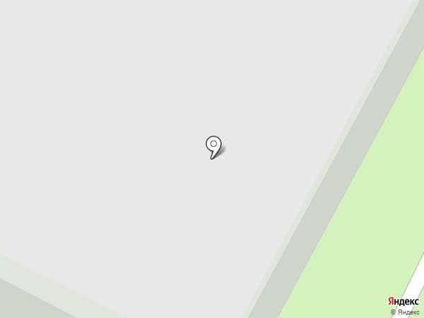 1СЭС на карте Нижнего Тагила