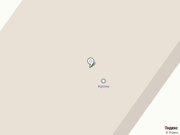 ТЕРРА на карте Первоуральска