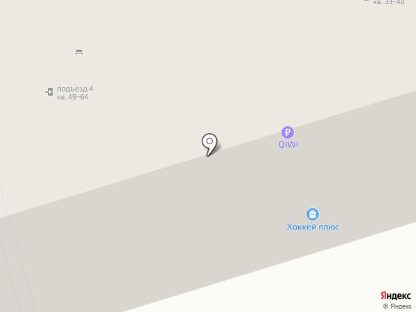 Хоккей плюс на карте Нижнего Тагила