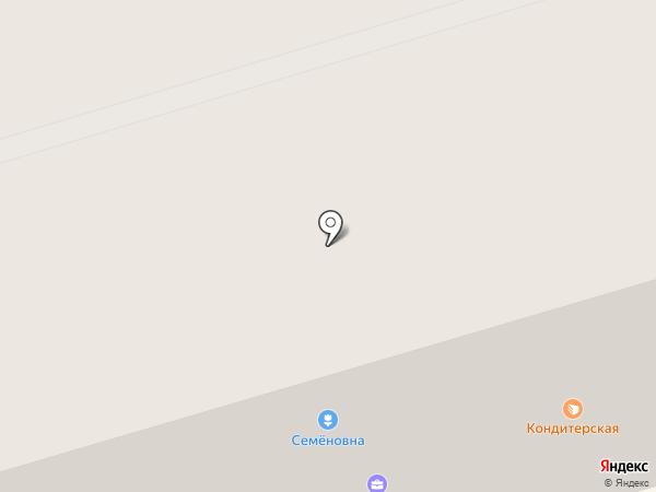 Меховой дворик на карте Нижнего Тагила