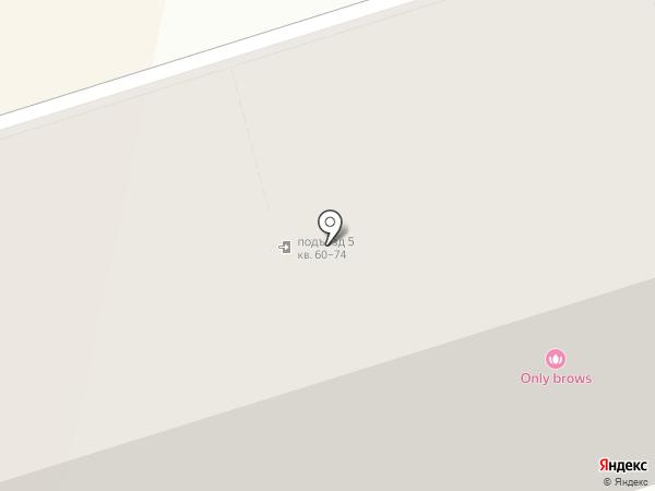 Спецтехника Тагила на карте Нижнего Тагила