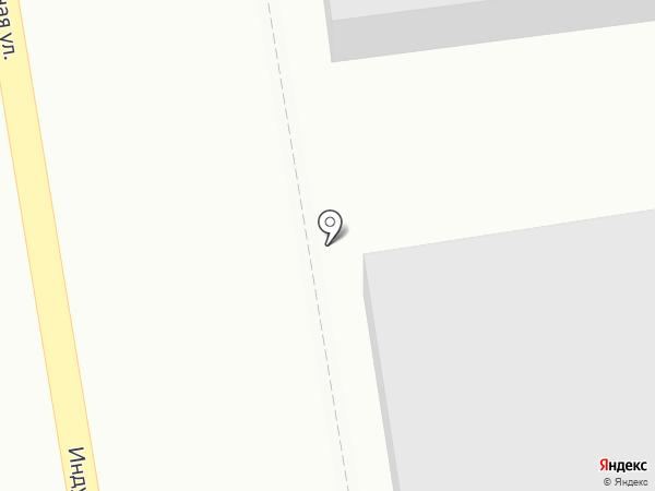 КриоГазПромКомплекс на карте Нижнего Тагила