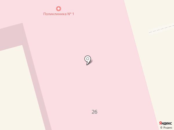 Горноуральская районная больница на карте Нижнего Тагила
