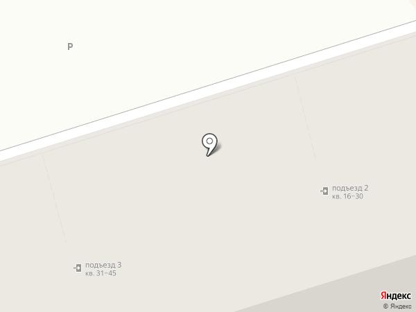 Атлант на карте Нижнего Тагила