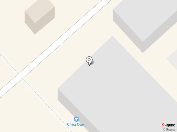 Мясной магазин на карте Нижнего Тагила