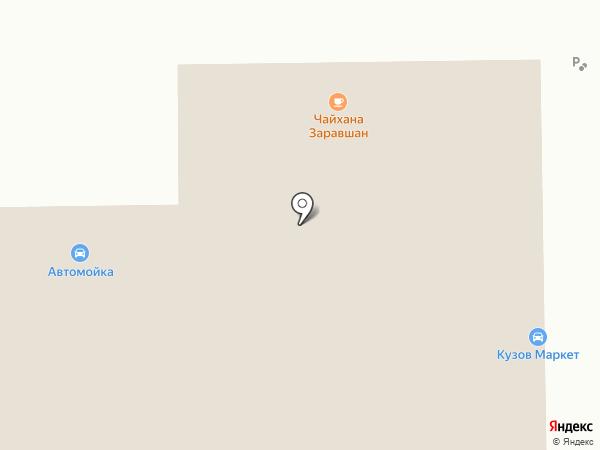 МБ на карте Нижнего Тагила
