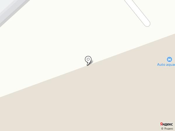 Автомойка на карте Нижнего Тагила