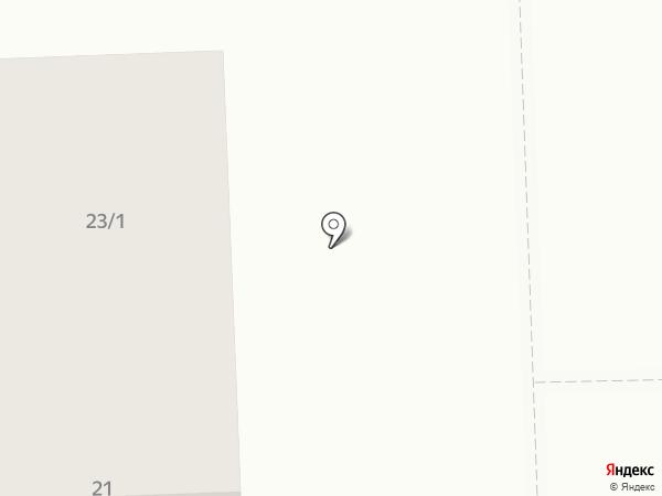 Меданжен на карте Нижнего Тагила