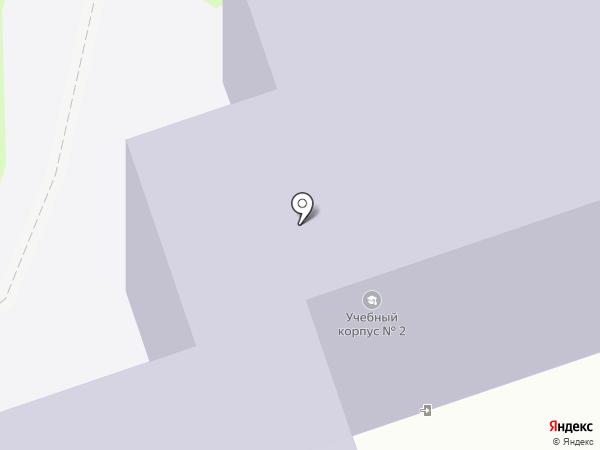 Нижнетагильский торгово-экономический колледж на карте Нижнего Тагила