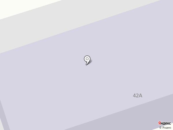 Центр эксплуатации и ремонта на карте Нижнего Тагила