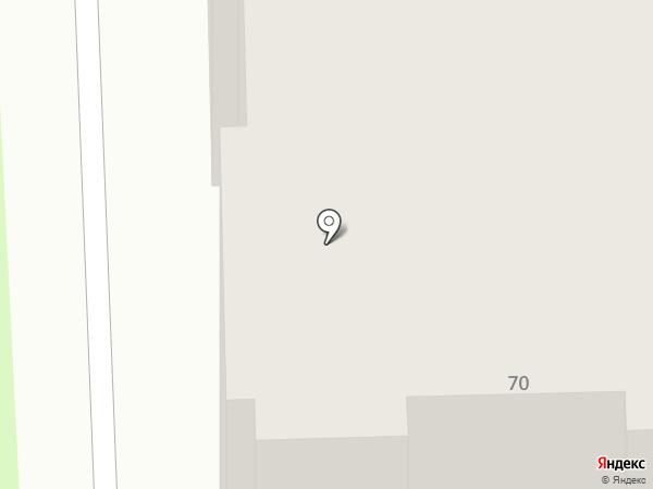 Красное & Белое на карте Нижнего Тагила