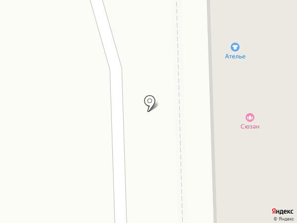 Парикмахерская на карте Нижнего Тагила