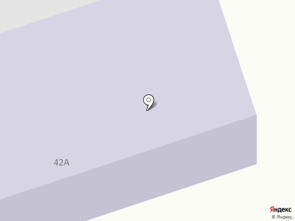 Академия безопасности предпринимательства, ЧОУ на карте Нижнего Тагила