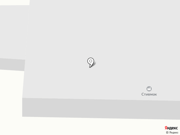 Стивмак на карте Нижнего Тагила