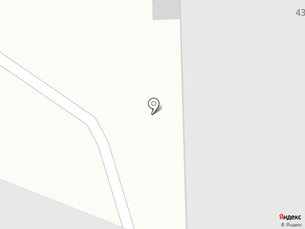 Кит на карте Нижнего Тагила