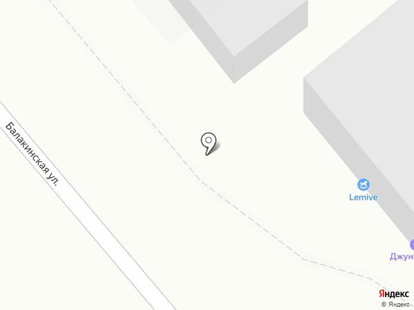 Милое Солнышко на карте Нижнего Тагила