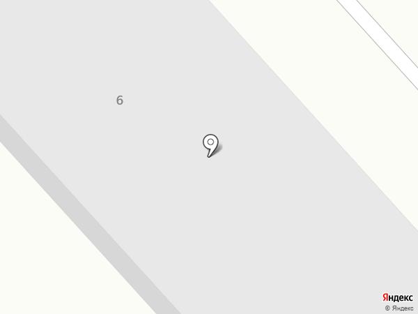 Столярная мастерская на карте Нижнего Тагила
