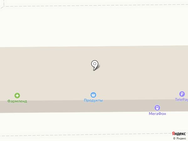 Тагилстроевский на карте Нижнего Тагила