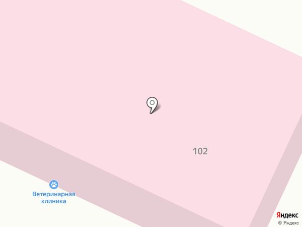 Тагилстроевский ветеринарный участок на карте Нижнего Тагила