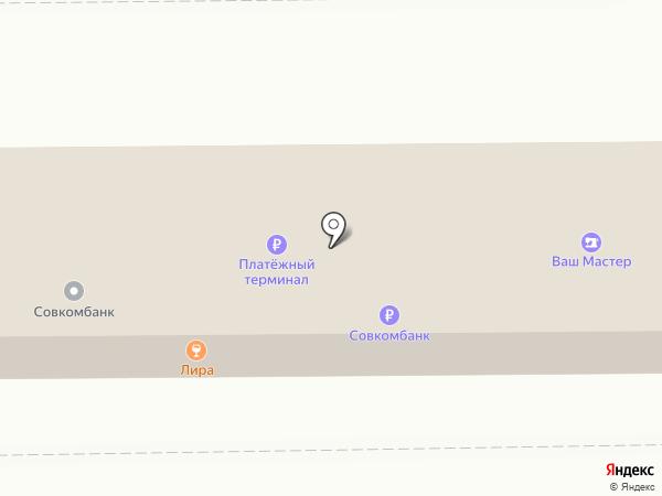 Жемчуг на карте Нижнего Тагила