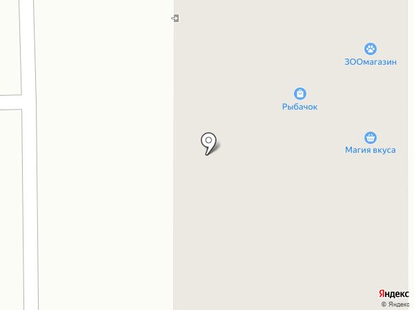 Ермолинские полуфабрикаты на карте Нижнего Тагила