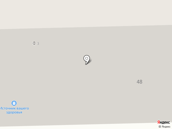 Гвардейский бульвар на карте Нижнего Тагила