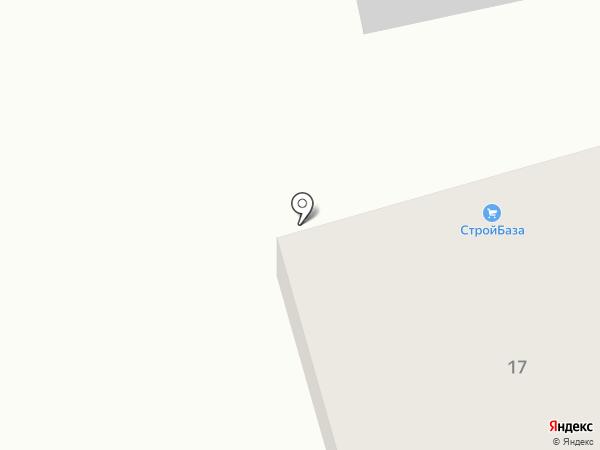 СтройБаза-нт на карте Нижнего Тагила