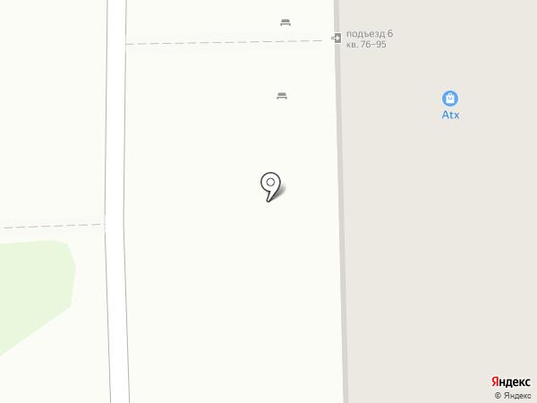 Наш дом на карте Нижнего Тагила