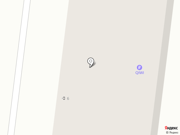 Рябинушка на карте Первоуральска