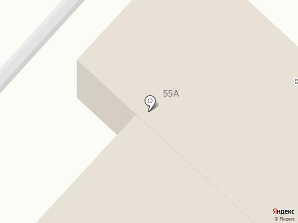 Пожарная часть №11 на карте Нижнего Тагила
