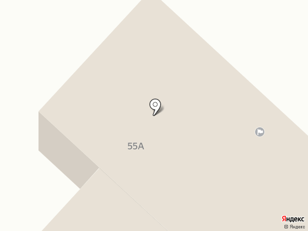 Пожарно-спасательная часть №11 на карте Нижнего Тагила