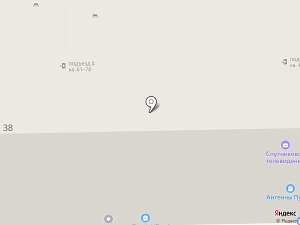 Тагилинвест на карте Нижнего Тагила