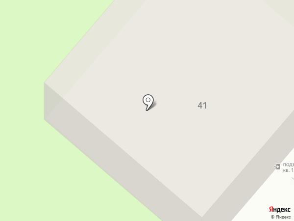 РесурсЭнерго на карте Нижнего Тагила