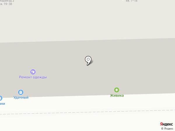 Магазин цветов на карте Нижнего Тагила