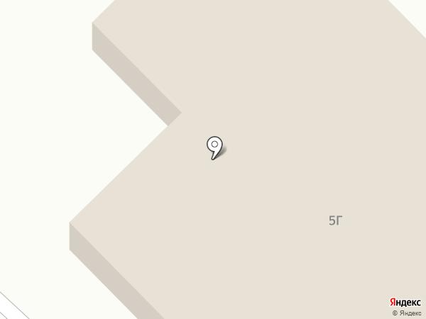 Автосервис Ас на карте Нижнего Тагила