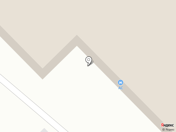 Ас на карте Нижнего Тагила