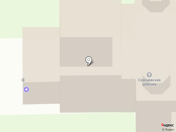 Воскресная школа на карте Нижнего Тагила