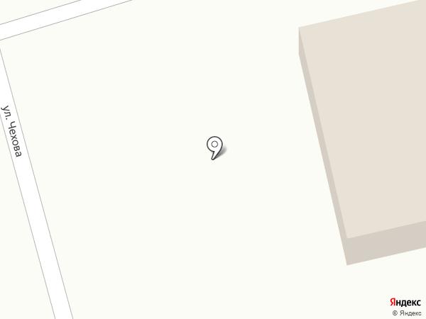 Строительная База на карте Нижнего Тагила