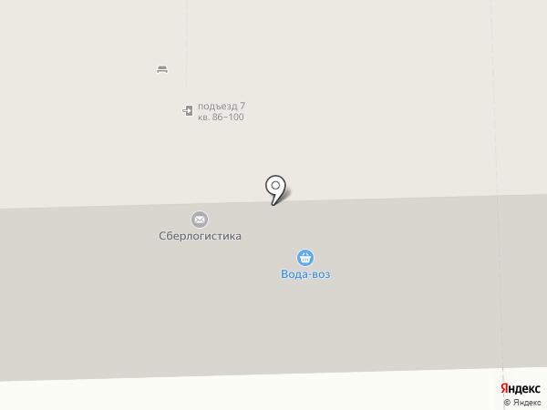 Верный на карте Нижнего Тагила